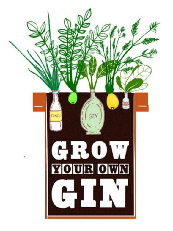 grow your own gin